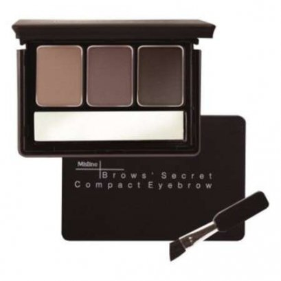 MISTINE BROWS SECRET COMPACT EYE BROW #NO.EB1