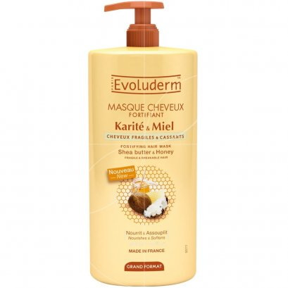 EVOLUDERM HAIR MASK MIEL GOURMAND 1 L.