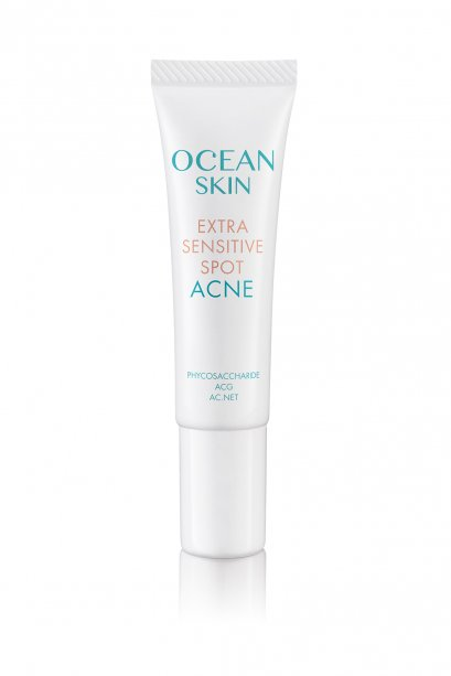 OCEAN SKIN EXTRA SENSITIVE SPOT ACNE 10 ML.