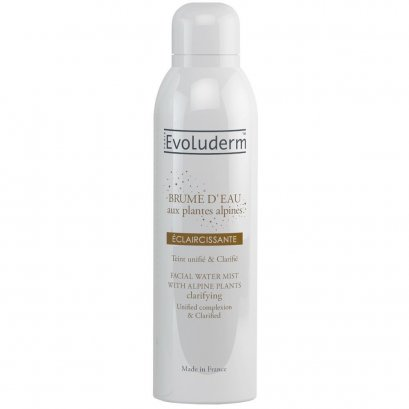 EVOLUDERM FACIAL WATER MIST CLARIFYING 150 ML.