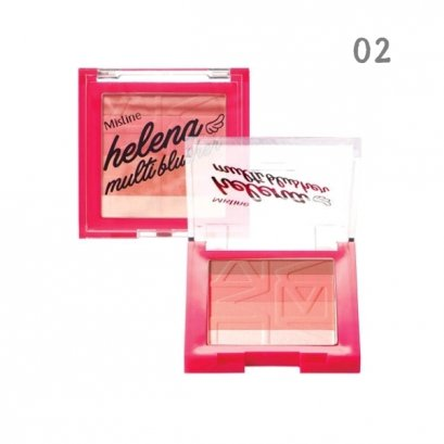 MISTINE HELENA MULTI BLUSHER #NO.02 โทนพีช