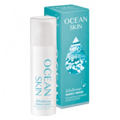 OCEAN SKIN WHITENING PERFECT SERUM 15 ML.