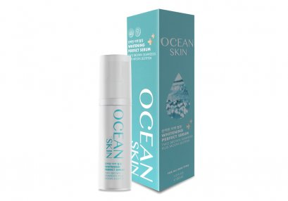 OCEAN SKIN WHITENING PERFECT SERUM 30 ML.