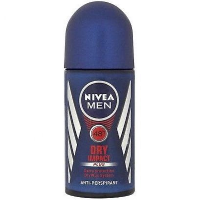 NIVEA DEO MEN DRY IMPACT ROLL ON