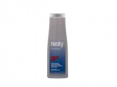 Nelly PROFESSIONAL GREASY HAIR CHAMPOO  400 ml.