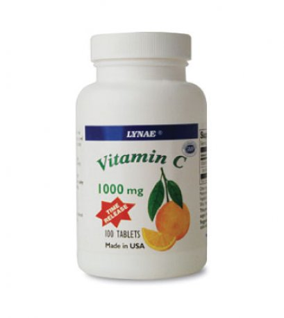 LYNAE Vitamin C Time Release