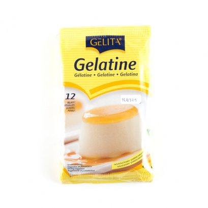 Gelatine Leaf