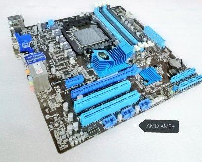 เมนบอร์ด AMD AM3+ M5A78L-M/USB3
