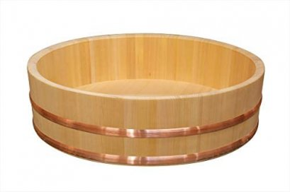 Wood Sushi Rice Size 51 cm.