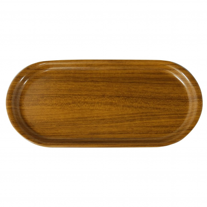 Wood Serving Tray Size 25 cm.