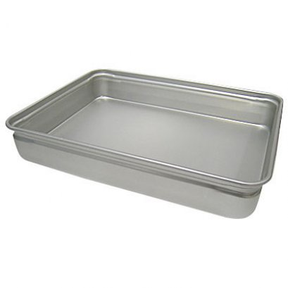 Aluminum Tray Size 468 x 348 x 80 mm