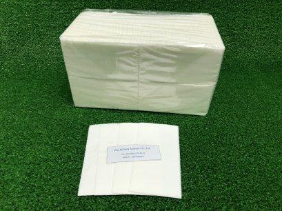กระดาษเช็ดปาก ขนาด 30 x 30 ซม. พับ 8