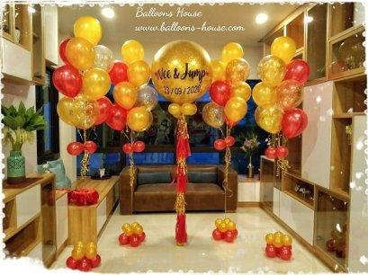 Anniversary Balloon Set