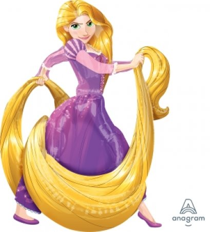 Air walker Rapunzel