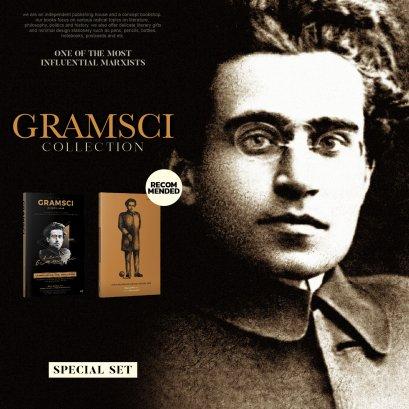 Set หนังสือ อันโตนิโอ กรัมชี่ (Antonio Gramsci)