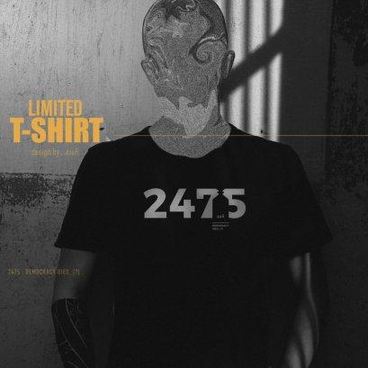 2475 T-Shirt (Black Edition)