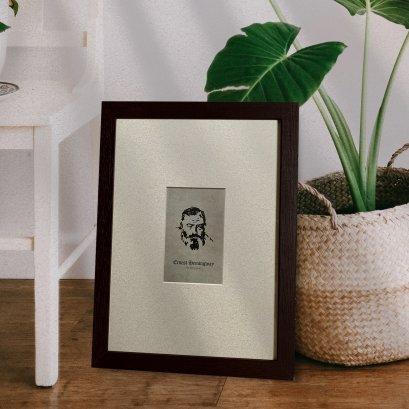 Illustration |  Ernest Hemingway