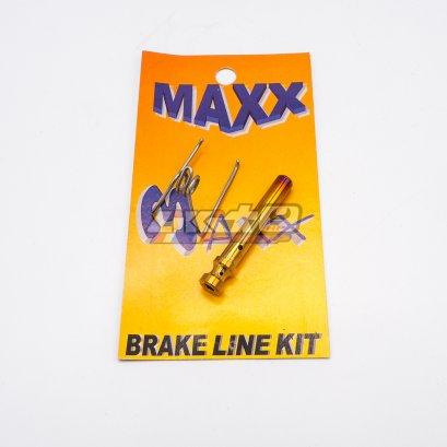 MAXX PIN GOLD สลักทอง
