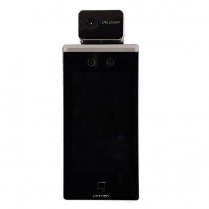 อุปกรณ์ Access control ควบคุมการเข้าออกและเป็นเครื่องวัดไข้ Hikvision รุ่น MinMoe