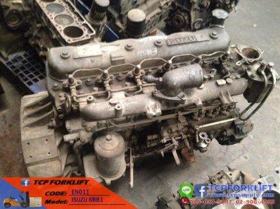 DIESEL ENGINE: ISUZU 6BB1