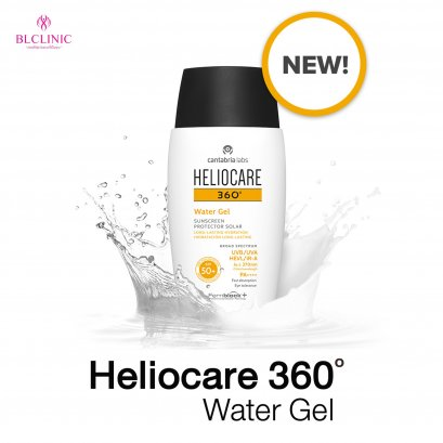 Heliocare 360 Water Gel SPF 50+PA
