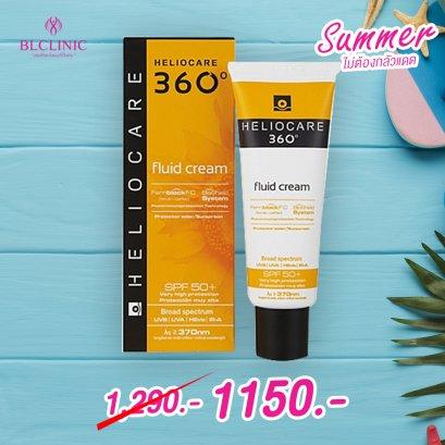 Heliocare 360 gel Fluid cream