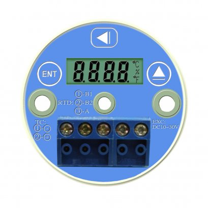 TWP  HEAD-MOUNTED TWO-WIRE POTENTIONMETER TRANSMITTER