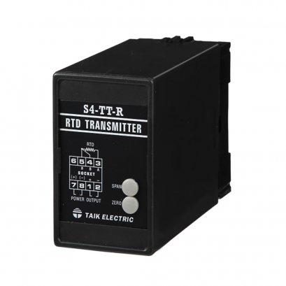 S4-TT-R RTD (PT100) ISOLATED TRANSMITTER