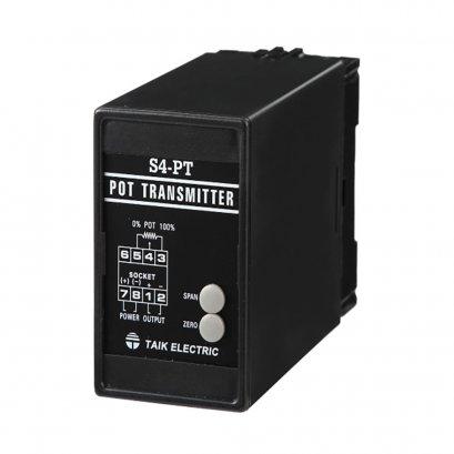 S4-PT POTENTIOMETER ISOLATED TRANSMITTER