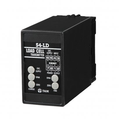 S4-LD LOAD CELL ISOLATED TRANSMITTER