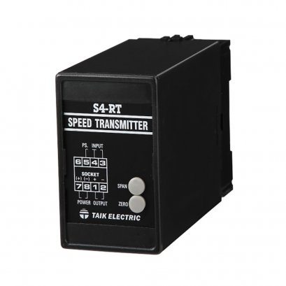 S4-RT SPEED (FREQUENCY) TRANSMITTER