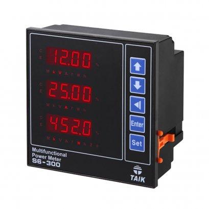 S6-300 Multifunctional Power Meter