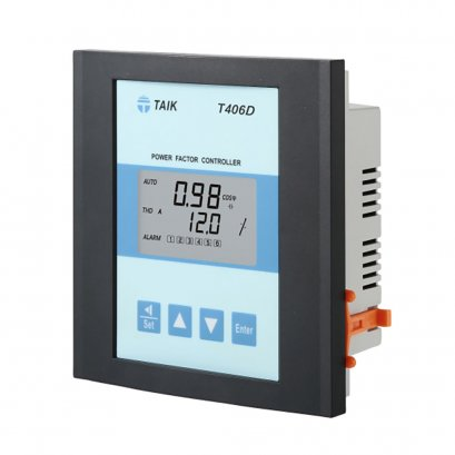 T406D intelligent Power factor controllers