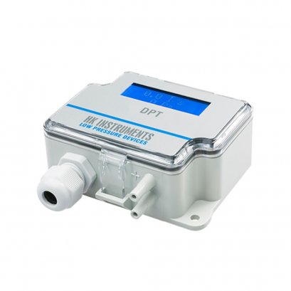 DPT-IO-MOD Differential pressure transmitters INPUT TERMINAL AND MODBUS COMMUNICATION