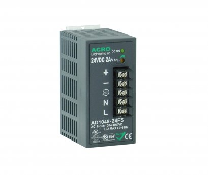 DIN Rail Mounting Power Supply - AD1048-24FS Series