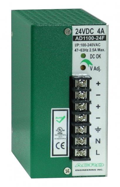 AD1100F SeriesDIN Rail Mounting Power Supply