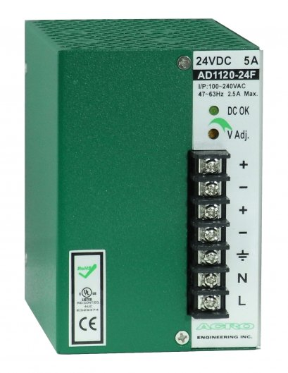 DIN Rail Mounting Power Supply - AD1120F Series