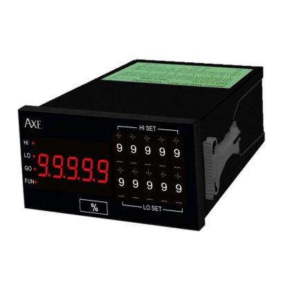 MMX-AP MICROPROCESS PANEL CONTROLLER METER (PUSHWHEEL TYPE)(48x96mm)