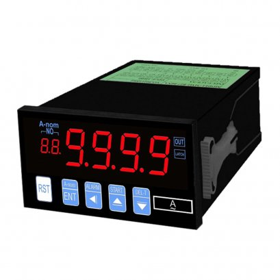 MCM  MICROPROCESS AC CURRENT MONITOR METER,(48x96mm)