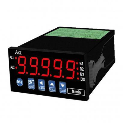 MMC MICROPROCESS LENGTH,FLOW CONTROLLER METER (PULSE INPUT)(48x96mm)