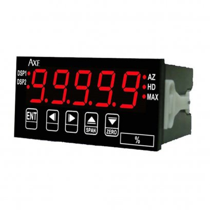 MM1 5 DIGIT MICROPROCESS PANEL METER (48X96mm)