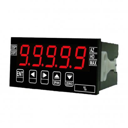 "MMX-1 5 DIGIT MICROPROCESS PANEL METER (DISPLAY 0.8"")(48X96mm)"