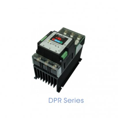 Digital SCR power regulator (DPR)