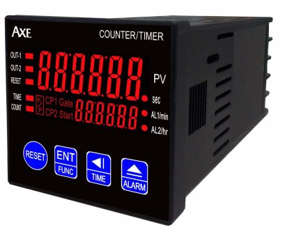MM48 6 DIGIT MULTI-FUNCTION MICROPROCESS COUNTER/TIMER , 48X48mm)