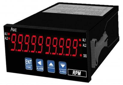 MMRD MICROPROCESS DUAL INPUT RPM & LINE-SPEED CONTROLLER METER,48X96mm