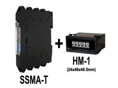 SSMA-T ULTRA SLIM TYPE TWO-WIRE ANALOG SIGNAL  ISOLATED TRANSMITTER