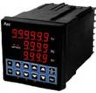 MCT726 4 DIGITAL (ONE ALARM) & 6 DIGITAL TOTALIZER COUNTER (72x72mm)