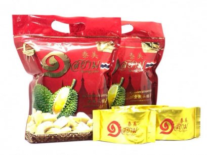 Freeze-Dry Durian-Monthong (36 bags x 10)