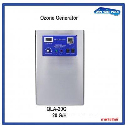 20G/H OZONE GENERATOR เครื่องผลิตโอโซน ฆ่าเชื้อโรค สำหรับสระว่ายน้ำ 40-50m3 บำบัดน้ำดื่ม  ฆ่าเชื้อในห้อง Ozone output 20G/H