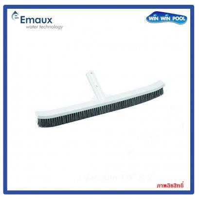 "CE206 แปรงสแตนเลส 18""  Algae Brush Stainless Steel Emaux"